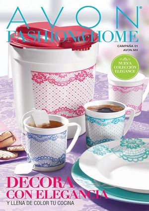 Avon folletos cosm ticos y fashion home - Folleto mandarina home ...