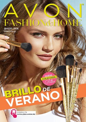 Avon Folleto Fashion & Home Campaña 11/2019 portada