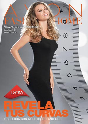 Avon Folleto Fashion & Home Campaña 14/2016 portada