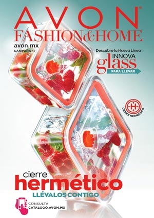 Avon Folleto Fashion & Home Campaña 17/2019 portada