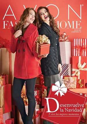 Avon folletos cosm ticos y fashion home - Mandarina home folleto ...