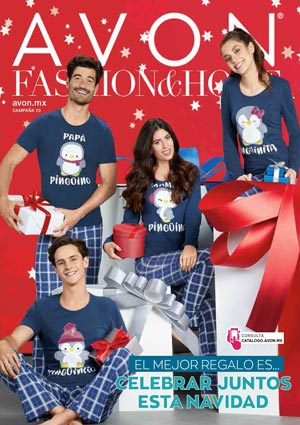 Avon Folleto Fashion & Home Campaña 20/2019 portada